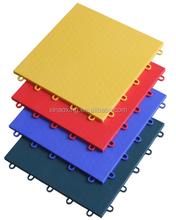 SUGE High Quality Indoor Interlocking Sports Flooring