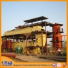 CE ISO 50-1000 t/d soyabean oil extraction equipment used in oil extraction plant