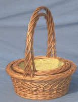 wholesale gift baskets lined wicker storage baskets wicker basket storage unit