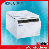 KL05X Table top blood centrifugation machine for platelet rich plasma
