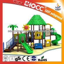 zona de juegos de equipo utilizado para el preescolar