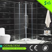Multifunctional Frame Sliding shower for wholesales with SCGG certificate in foshan
