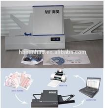 Ultrarrápida omr escáner/lector óptico de marcas para las pruebas y el examen/las pruebas de la escuela del escáner