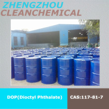 99.5% DOP / Dioctyl phthalate plasticizer replacement for PVC