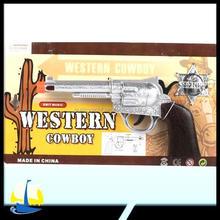 Western Cowboy Pistol, Flashing and Sound