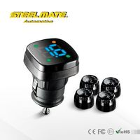 2015 Steelmate TP-76P blazer car alarm system,tire deflator 4x4,wireless tire pressure monitor syst...