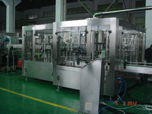 High speed carbonated/soda water processing line