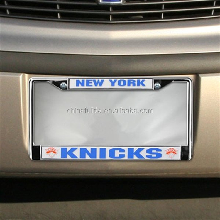 Design Custom License Car Number Plate Frame - Buy Car Number Plate ...