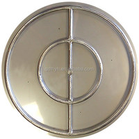 18inch & 24inch Stainless Steel Fire Pit Ring/Fire Burner Ring