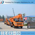Equipamento de construção dubai caminhão guindaste levantamento 4-16ton capacidade