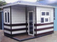 Hot sale light steel prefab house