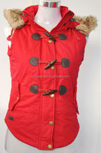 Name brand vest and only vest for ladies 2015 &cheap vest