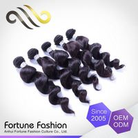Factory Direct Price Soft And Shiny Loose Wave Bulk Weave Brazilian Cheap Wholesale Natural Raw Hair
