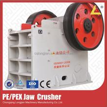 mobile jaw crusher for sale / hard rock jaw crusher / pe400 600 jaw crusher