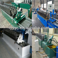 Alibaba Express Hot Sale Dry Wall Used Light Keel Roll Forming Machine Low Price for Sale