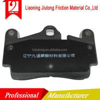 best brake pad manufacturing machine D266 WVA29108 Mercedes Actros OEM NO.:003 420 16 20 Brake pad