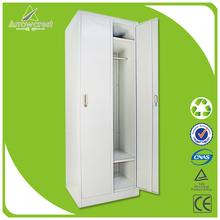 Cheap 2 door Children bedroom wardrobe design storage closet