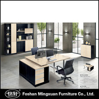 KTP01-2 two people counter filing cabinet office furniture workstation