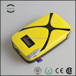 Sunincar power booster jump starter 12v 24v made in japan battery charger for toy car 12000mah power bank