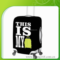 2016 Newest elastic luggage cover