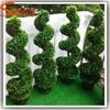Artificial plants topiary bonsai tree wire topiary frames milan spiral ornaments topiary frame