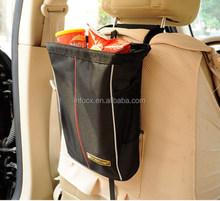Hot selling car back seat pocket / car hanging bag / car organizer seat back pocket
