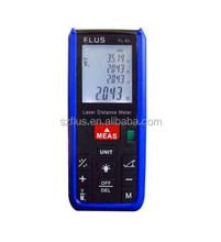 Inteligente área instrumento de medición de distancia del laser herramientas de medición