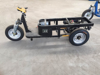 high loading brick tricycle for brick transportation