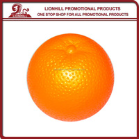 promotional custom shape mango shape stress ball