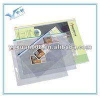 Waterproof plastic A3 document bag 2013 for new