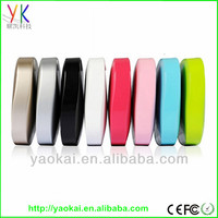 5000mah ultra-thin battery charger usb power bank for tablet PC your logo printing