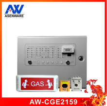 Asenware Heptafluoropropane gas control panel automatic fire extinguisher system