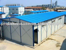 modular prefab house for construction site in cheap price for Yemen