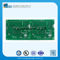 digital electronics Double-Sided Metering PCB circuits