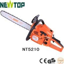 Gasoline Chainsaw 5200 / 52cc petrol chain saw / cylinder piston chainsaw