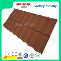 8 waves classical roofing tile supplies in Guangzhou