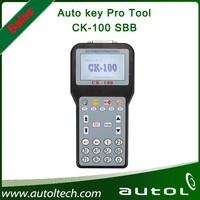 V45.09 CK-100 with 1024 Tokens CK100 Auto Key Programmer has English, Italiano, Deutsch, Francais, Espaniol, Portugues, Turkey