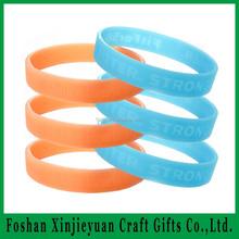 Good quality pocket wrist band silicone bracelet