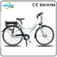 china pedelec e-bike e bicycle with lithium battery