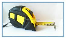 2015 New Design measure tape /Hot sale Rubber covered tape measuring tape measure