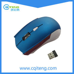 Factory Hot Selling Laptop Cheap 2.4G Personalized Mouse Wireless for PC