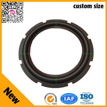 Factory Price Speaker Rubber Edge For 10 Inch Speakers Subwoofer