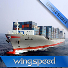 Quick international container shipping price to long beach