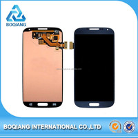 Wholesalelcd lcd touch screen for samsung galaxy s4 i9500 lcd Accept Paypal