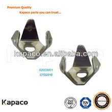 auto parts accessories brake pad clips for brake pads