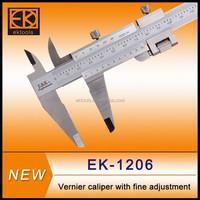 ISO certified vernier caliper 0-150mm