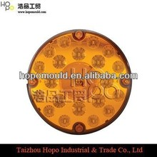 taizhou city huangyan industry area OEM/ODM plastic injection lamp mould manufactory with new product show