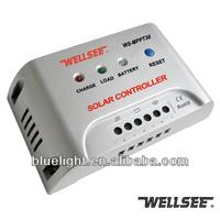 Solar system necessary pwm solar charge controller WS-MPPT30 12V 24V 48V 30A CE ROHS