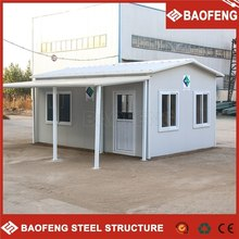 modern demountable portable fully furnished prefabricated houses and villas india