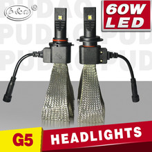 2015 new 5th generation motorcycle led headlight 60W
